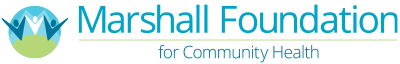 Marshall Foundation for Community Health Logo