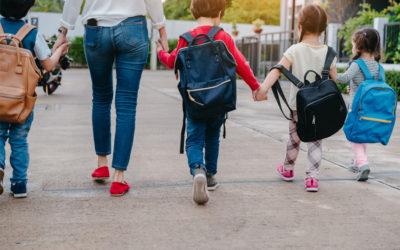 iWalk To School