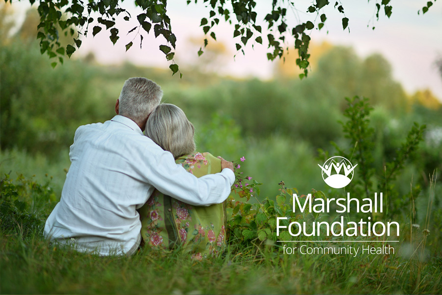 Marshall Patient Gives Back to the Community