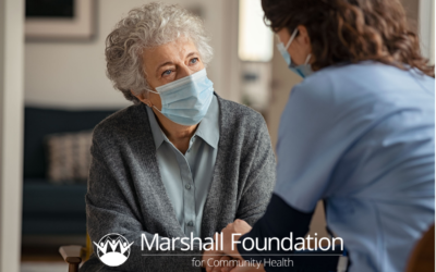Marshall Providers Donate to Vulnerable Patients