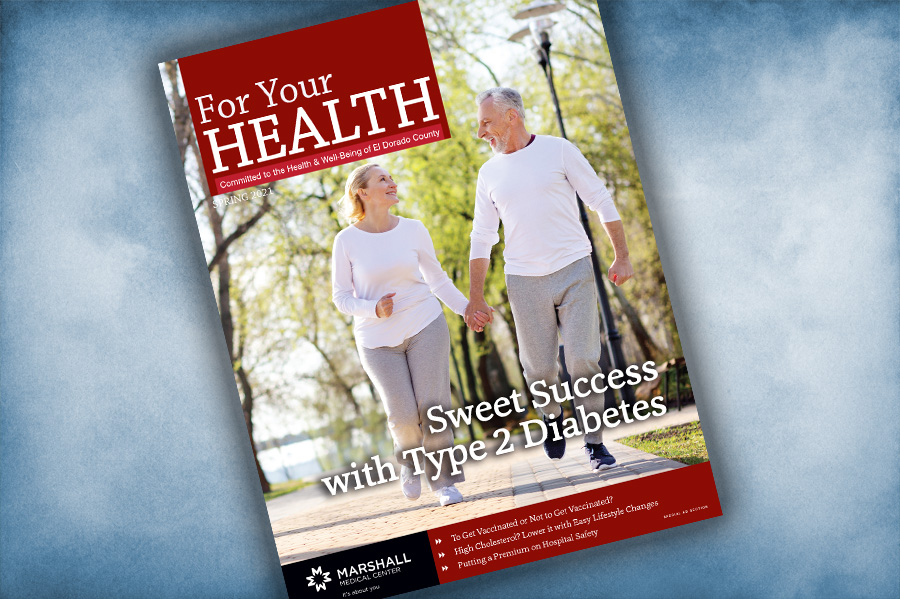 The spring issue of For Your Health is here!