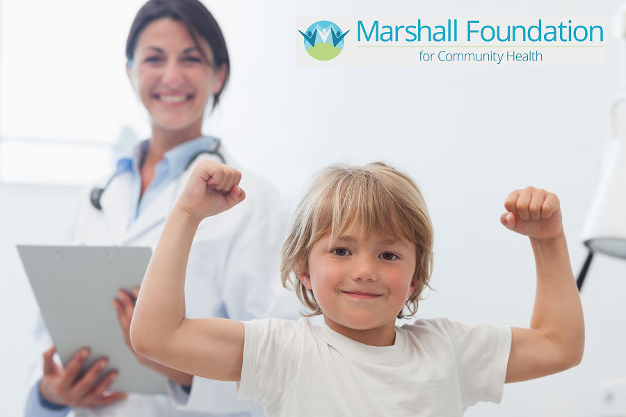 39 years ago, Marshall Hospital Changed our Lives